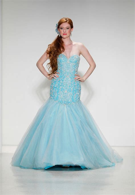 2015 Disney?s Fairy Tale Weddings Dress Collection ? LatinTRENDS.com