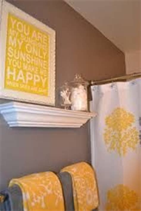 grey and yellow bathroom ideas half bath pinterest best 25 grey bathroom decor ideas on pinterest half