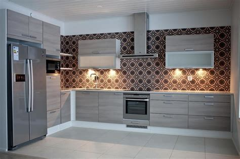 Ideas For Remodeling Bathrooms Modern And Retro Tile Designs Contemporary Kitchen