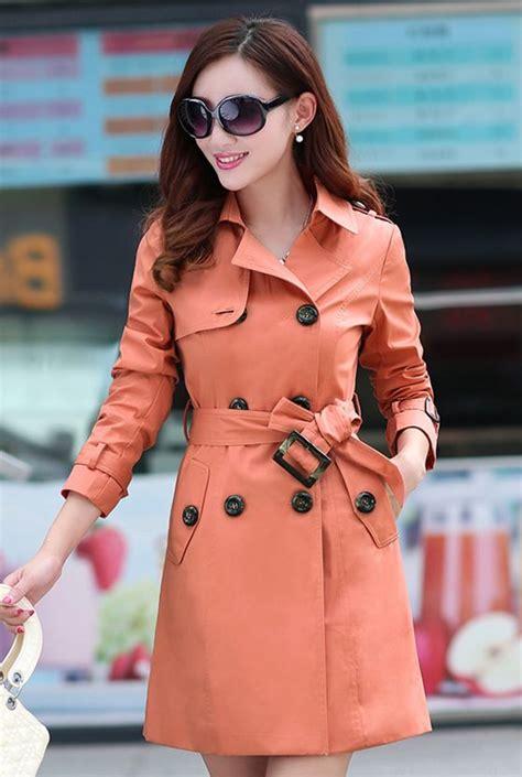 Jaket Wanita Terbaru Jaket Wanita Korea Jaket Wanita Bandung coat wanita blazer wanita jyw832orange coat korea