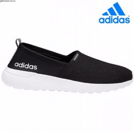 2017 adidas neo lite racer slip on aw4083 shoes black