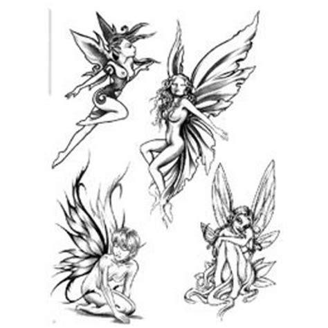 imagenes de hadas en blanco y negro revistas dvd revista dise 241 os tatuajes hadas y duendes