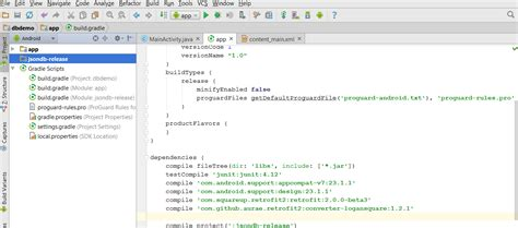 how to use retrofit in android android studio tutorial use module as a jar in android studio stack overflow