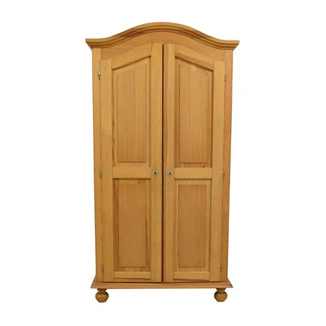 wooden wardrobe armoire wardrobes armoires used wardrobes armoires for sale