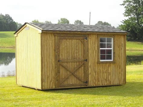 Shed Materials by 10x16 Gable Shed Plans Large Shed Plans Easy Build