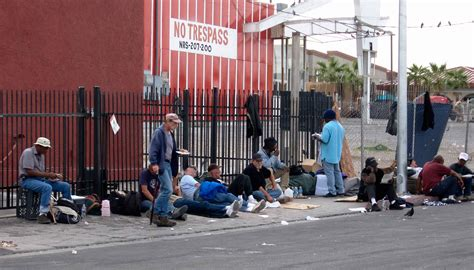 shelter las vegas borchard continues homeless research in portland