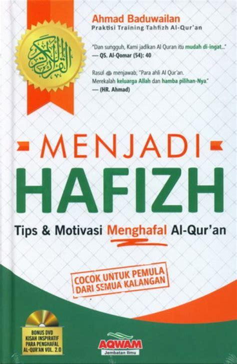 bukukita menjadi hafizh tips motivasi menghafal al quran cover