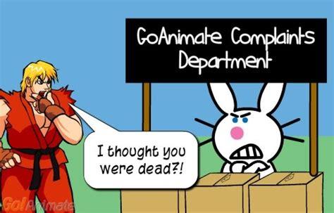 mark burnett goanimate animation and video blog more goanimate complaints and