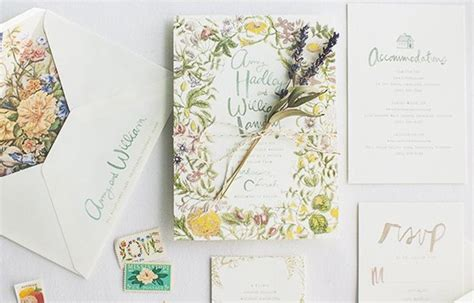 Wedding Invitations And Stationery by Lovely Wedding Invitations And Stationery Ideas For