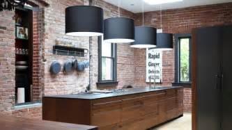 Brick Kitchen Designs 15 Charming Brick Kitchen Designs Home Design Lover