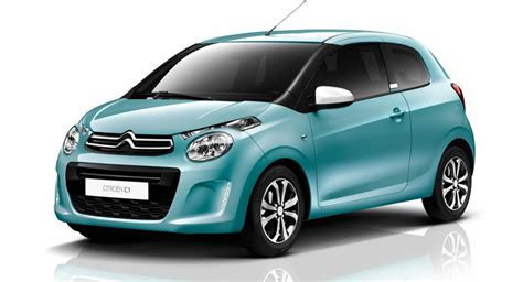 C1 Citroen by Citro 235 N C1 Gets New Color And Safety Features For 2015