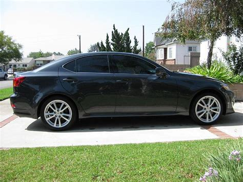 black lexus 2006 ca fs 2006 lexus is350 sgm black socal clublexus