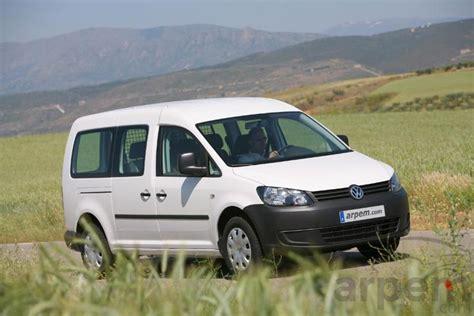 volkswagen caddy maxi kombi prueba volkswagen caddy maxi kombi bmt 1 6 tdi 102 cv