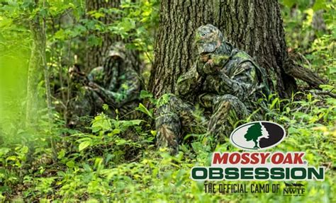 mossy oak mossy oak 174 and nwtf launch new obsession 174 pattern