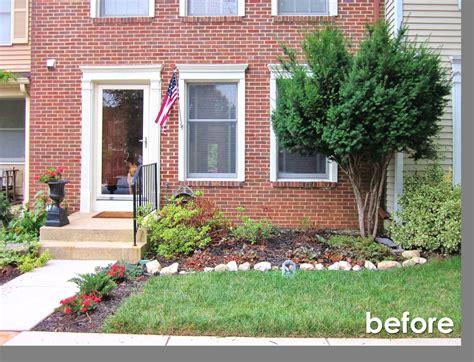 townhouse backyard landscaping ideas best pebble garden ideas on succulents walkway