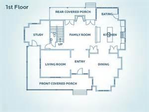 Dream House Plans Floor Plan For Hgtv Dream Home 2009 Hgtv Dream Home 2009