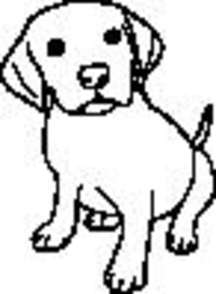 puppy clipart black and white black and white puppy free images at clker vector clip royalty