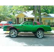 Hip Hop Donk Cars Big Rims Wallpapers