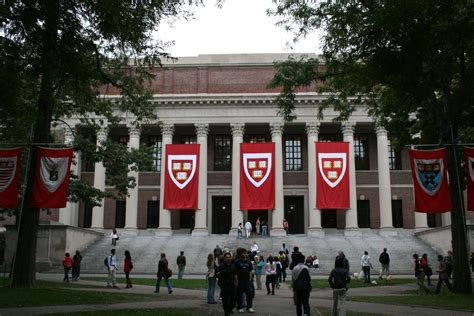 Widener Mba Admission Requirements by The Harvard Business School Cus Expands Beyond The Yard
