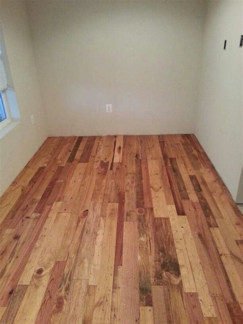diy wood floor l ideas about wood pallet flooring on pallet diy pallet flooring in uncategorized style houses