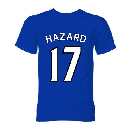 Chelsea 6 T Shirt hazard chelsea t shirt blue tshirtbluekids