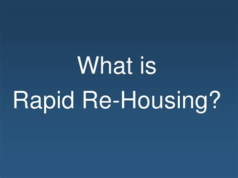 rapid re housing rapid re housing 28 images rapid re housing clinic i 2 5 rapid re housing for