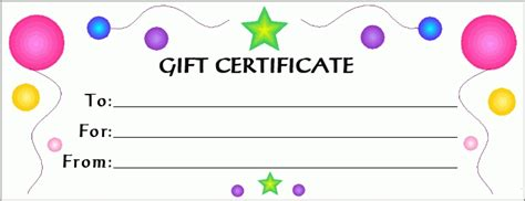 printable gift certificates wp printable birthday gift certificate journalingsage com