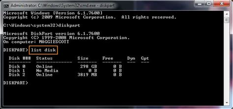 format cd via cmd how to format hard drive using command prompt tutorial