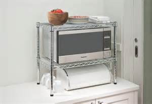 Kitchen Accessories Sydney - howards storage world easy build microwave bench stand kit