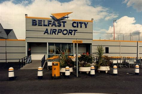 george best city george best belfast city airport aiming to get the green