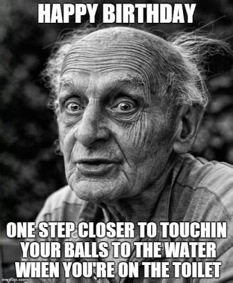 Old Man Birthday Meme - happy birthday old man funny memes happy birthday memes