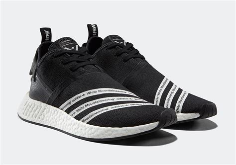 Adidas Nmd R2 X White Mountaineering Pk Navy white mountaineering adidas nmd r2 sneakernews