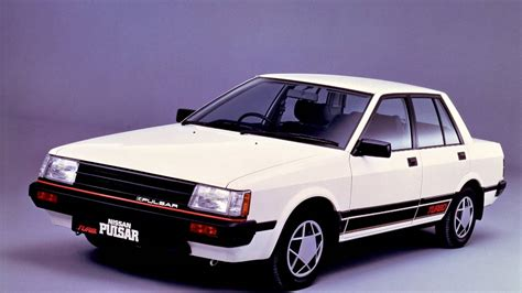 nissan pulsar turbo nissan pulsar saloon turbo n12 1982 86