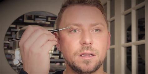 wayne goss eyebrow tutorial meet wayne goss your new favorite beauty vlogger beautylish