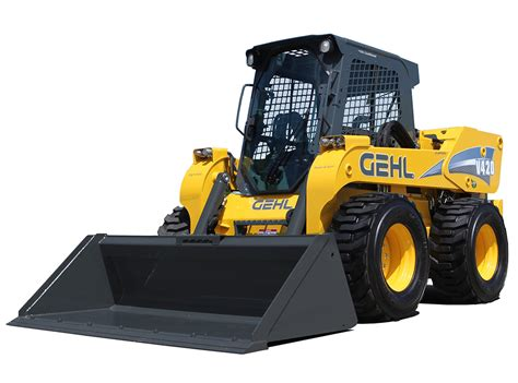 gehl and mustang introduce world s largest skid steers