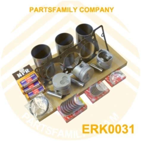 Ring Piston Kc Smash 1 00 isuzu 3kc1 engine rebuilt kit erk0031 817 00