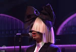sia leaves new york nightclub after partying with donald