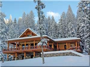 idaho log homes for sale moose creek estates gated community