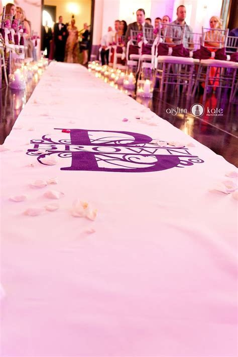 Pin by I Do! Aisle Runners on Wedding Aisle Runners