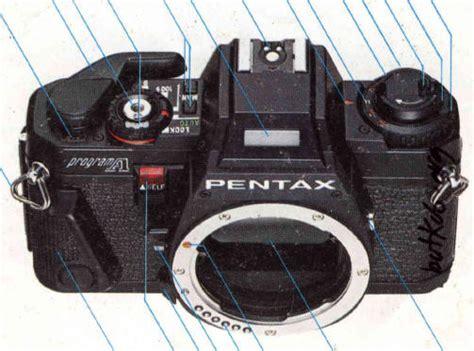 Pentax Program A Instruction Manual User Manual Free Pfd