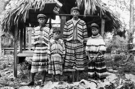 the seminole indians of florida genealogy trails happy december 2013 the florida memory blog