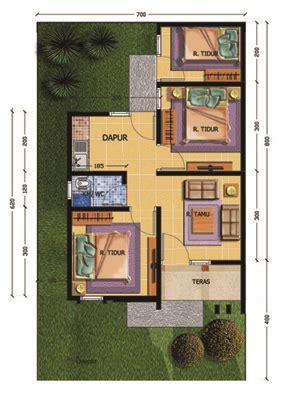 desain rumah flpp denah rumah flpp 2017