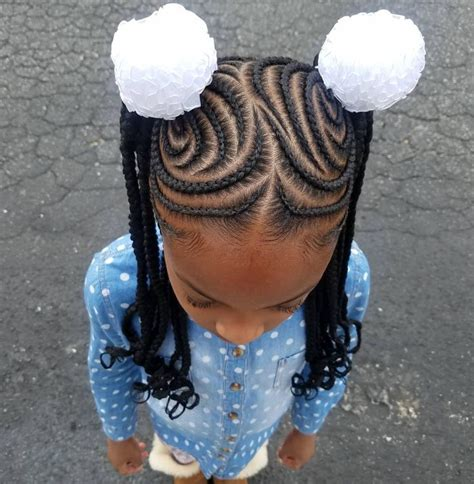 Hairstyles For Black Children by 17 Best Ideas About Black Hairstyles On