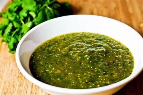 imagenes de salsas verdes receta de salsa verde en comal en casa cocino yo