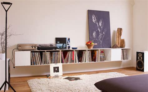 vinyl schrank schallplattenregale regalsystem stabiles