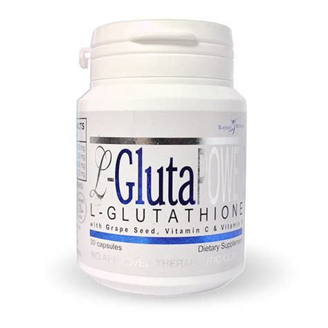 royale l gluta power glutathione capsule available in