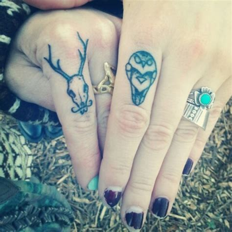 cute fingers tattoo for women tattoos mob