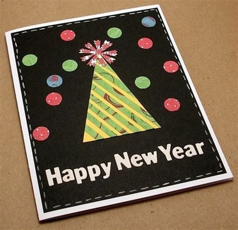 Images Of Handmade New Year Cards