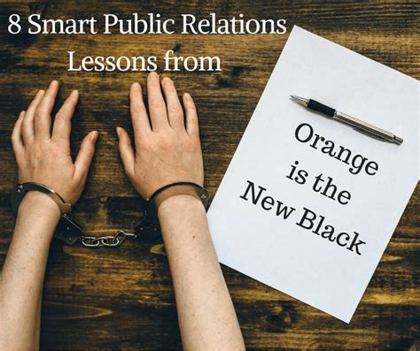 Smart Is The New Black by 8 Smart Relations Lessons From Orange Is The New