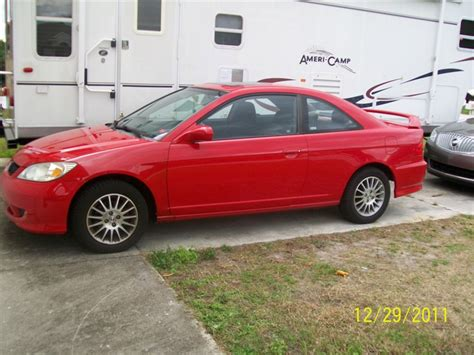 2005 honda civic ex special ed by owner port